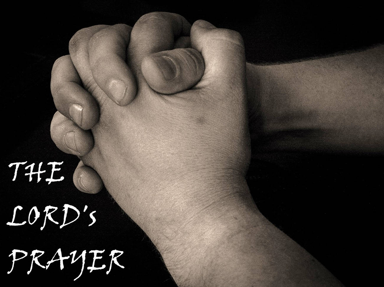 The Lord\'s Prayer