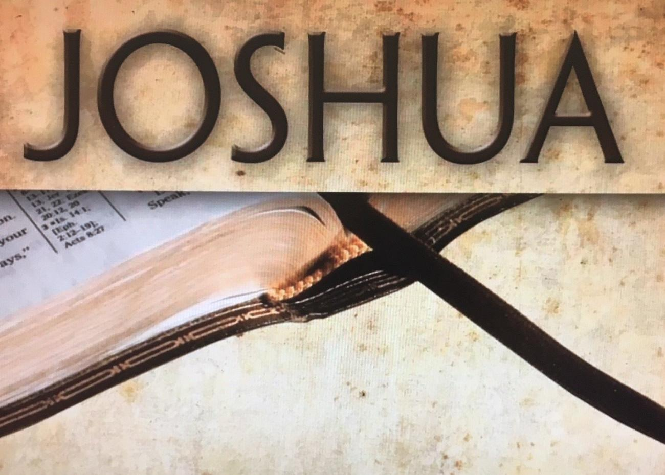 Life of Joshua (handing on leadership)