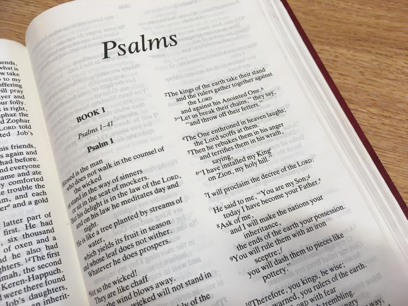 Favourite Psalms