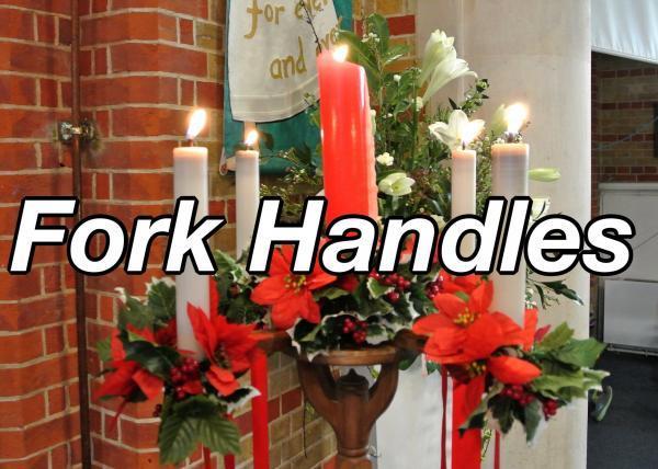 10.30am - Fork Handles 2 (Isaiah 9:2-7) Image