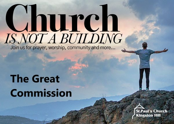The Great Commission (Hutchinson) Image