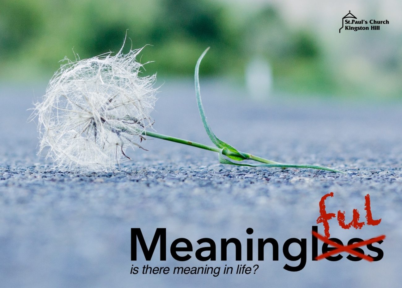 Meaningless, Meaningful